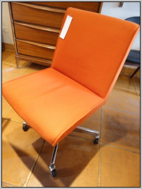 Orange Office Chair Canada