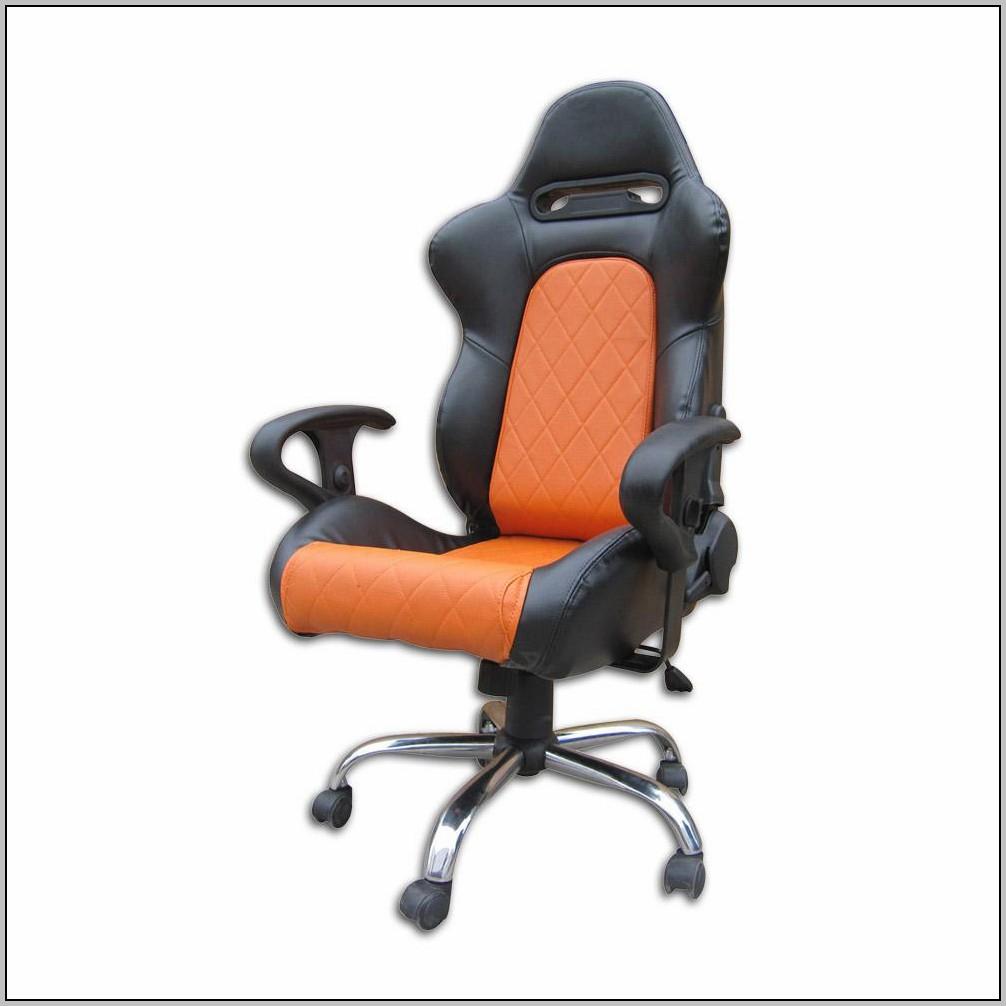 Orange Office Chair Uk