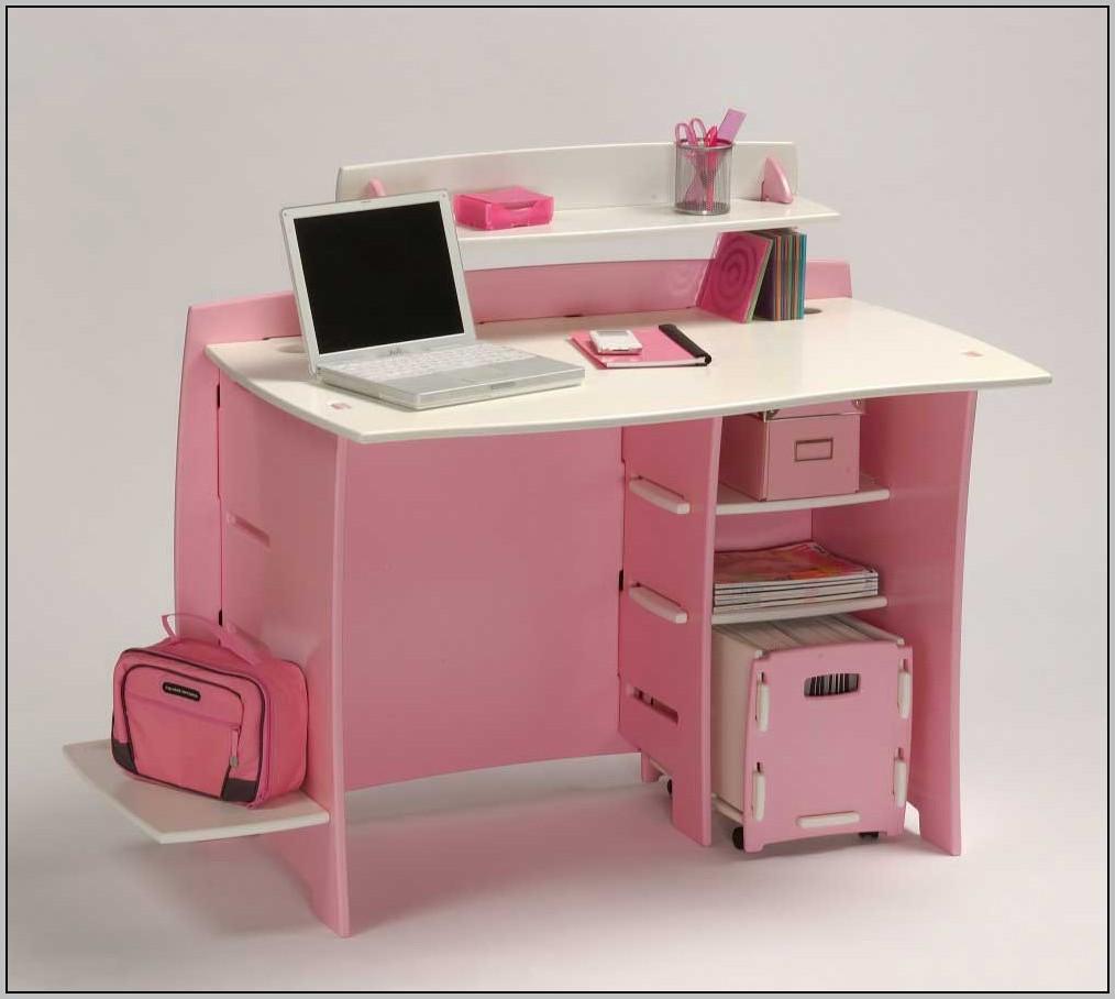 Pink Desk Accessories Organizers
