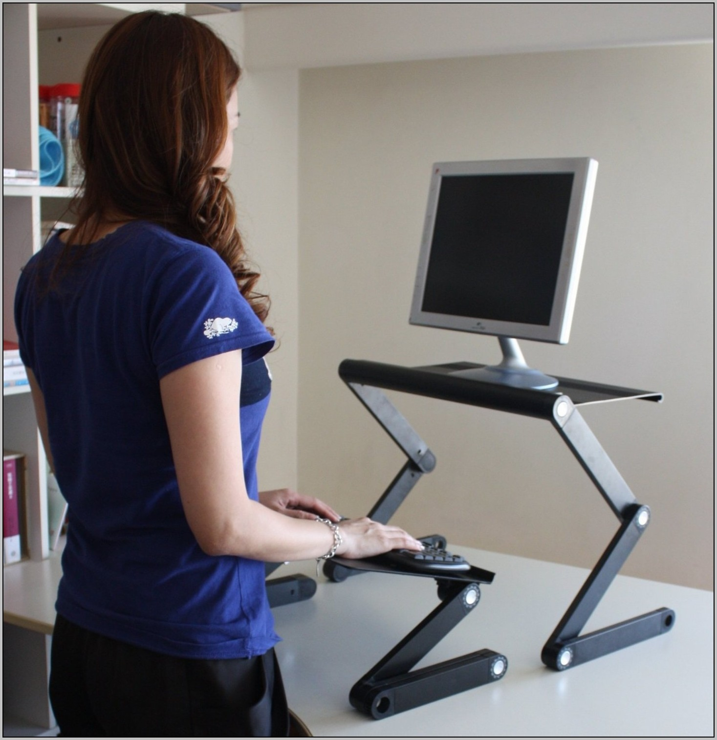 Portable Stand Up Desk