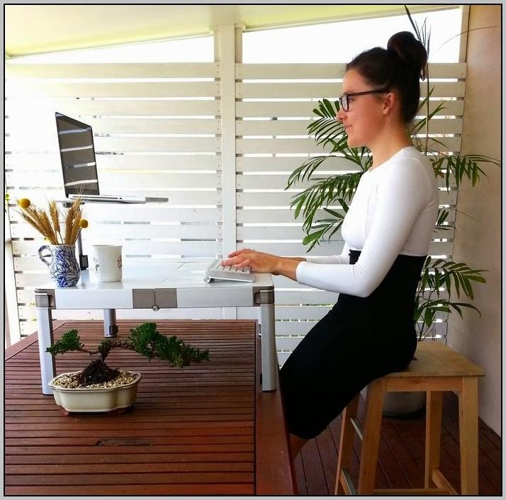 Portable Standing Desk Kickstarter