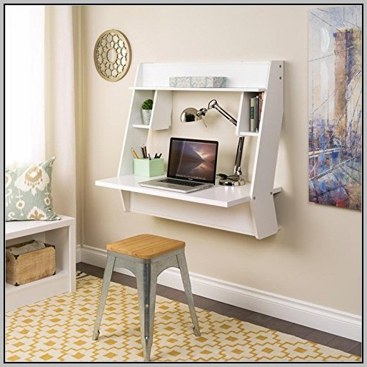 Prepac Floating Desk With Storage Amazon