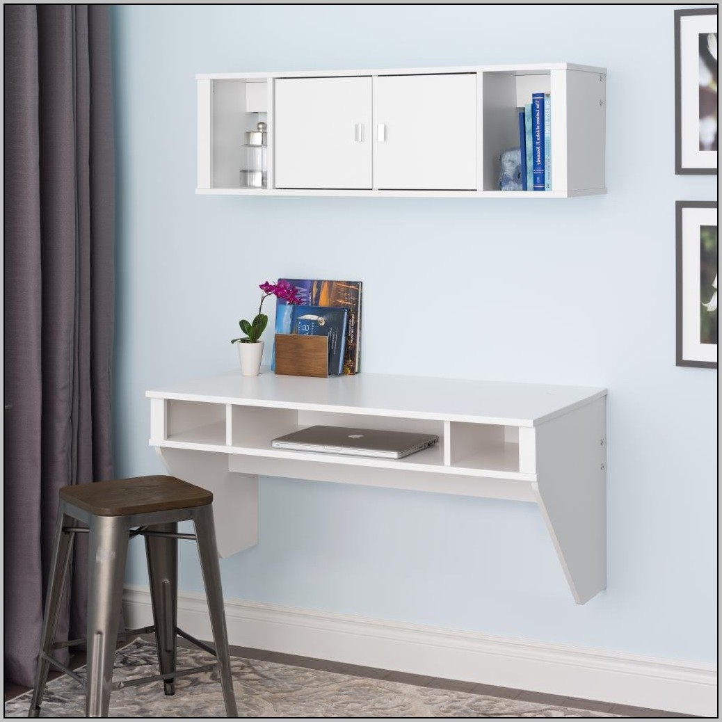 Prepac Floating Desk With Storage Manual