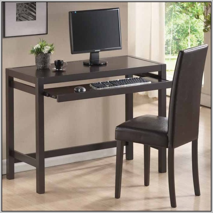 Queen Anne Desk And Chair Set