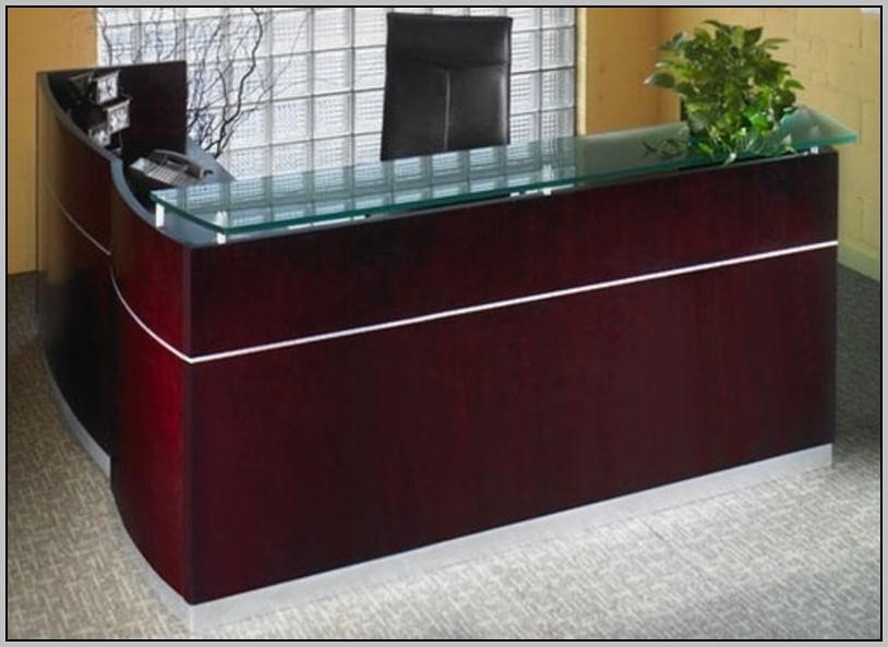 Reception Desk Furniture Used