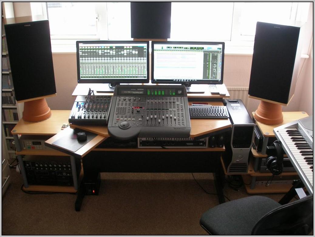 Recording Studio Desk Ebay