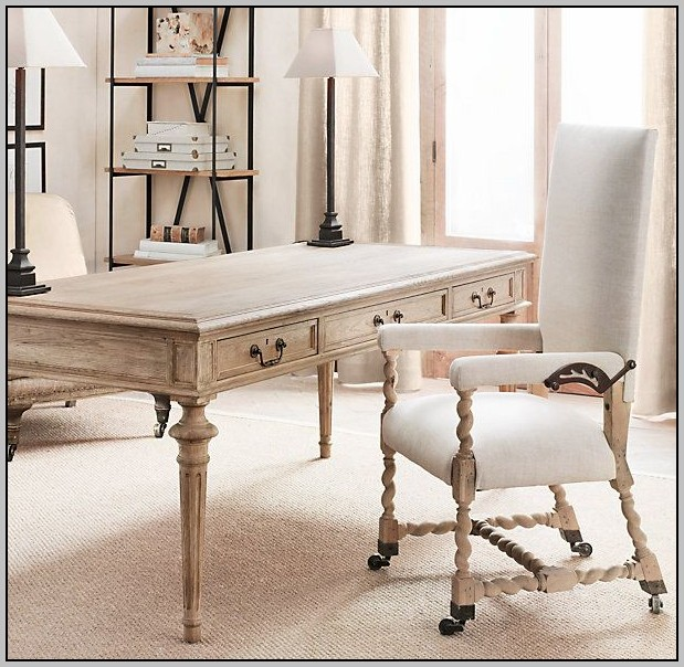 Restoration Hardware Desk Pad