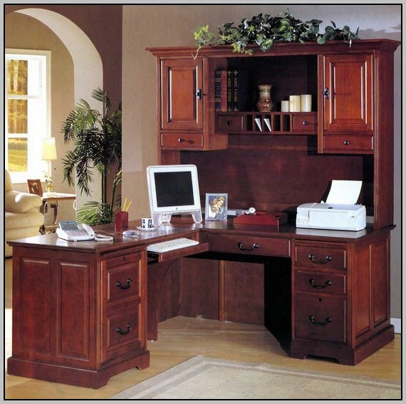 Right L Shaped Executive Desk