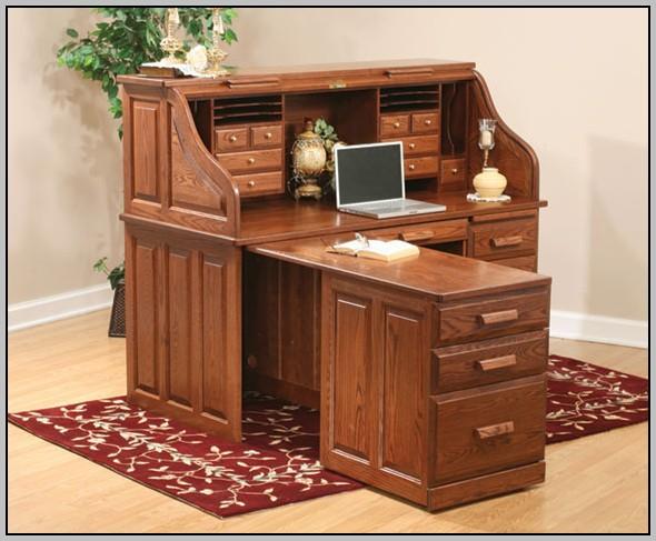 Roll Top Computer Desk Plans