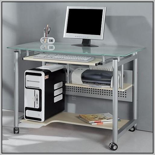 Rolling Computer Desk Walmart