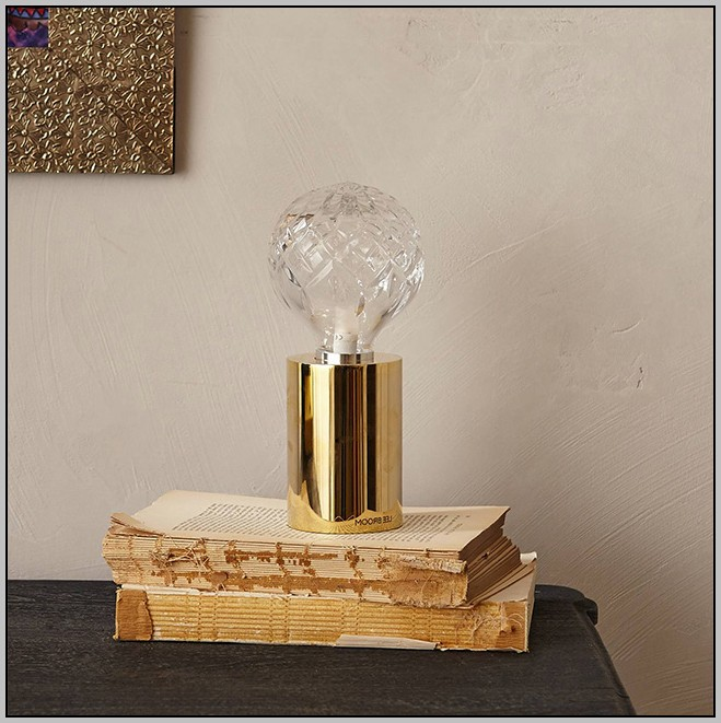 Rose Gold Desk Lamp