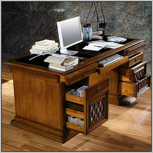 Rustic Computer Desk Plans