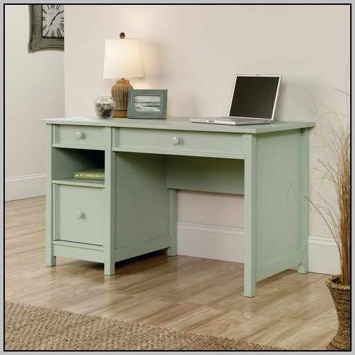 Sauder Computer Desk Antiqued Paint
