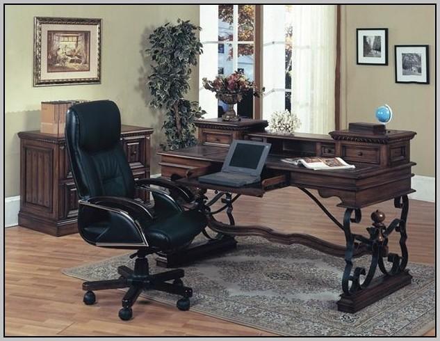 Sauder Executive Desk 2744