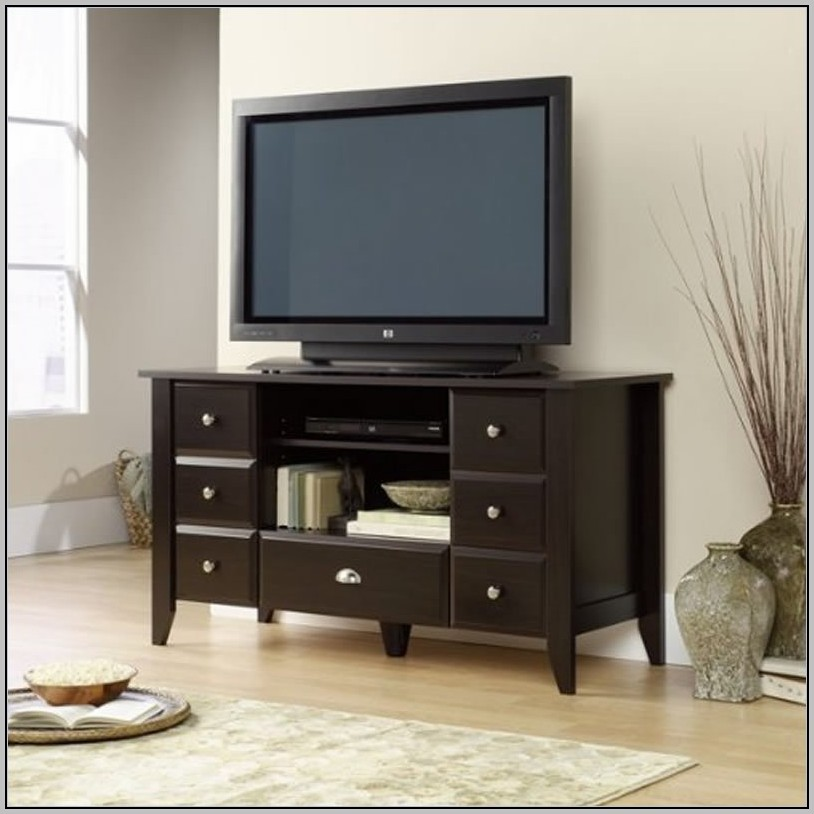 Sauder Shoal Creek Desk Walmart