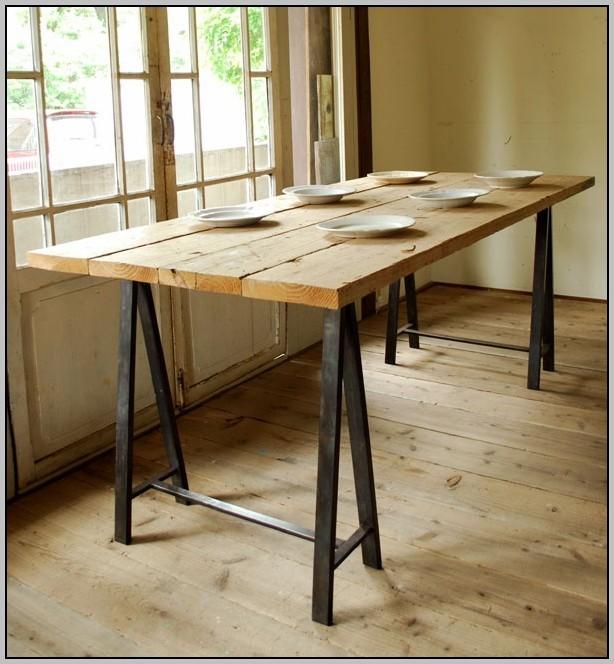 Sawhorse Desk Legs