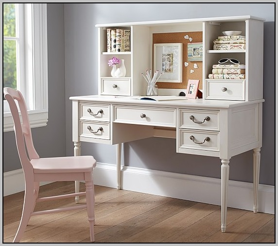 Secretary Desk With Hutch Pottery Barn