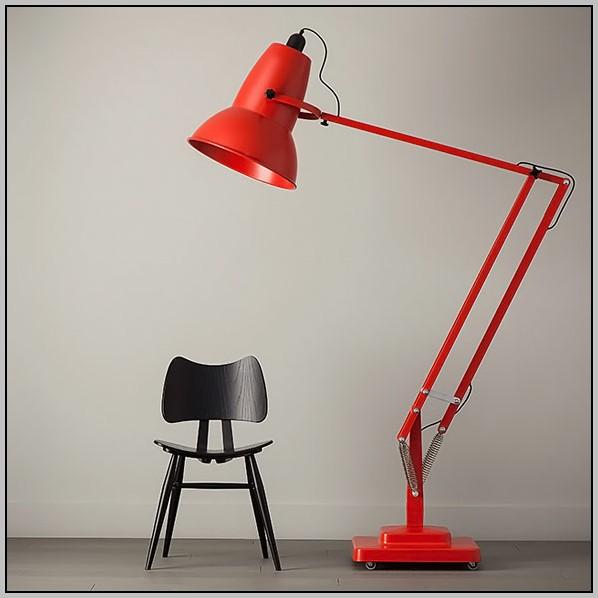 Small Desk Lamp Mascot