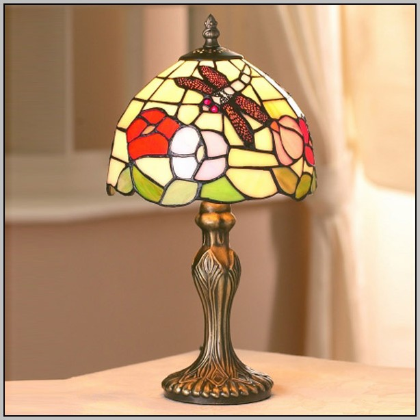 Small Desk Lamp With Shade