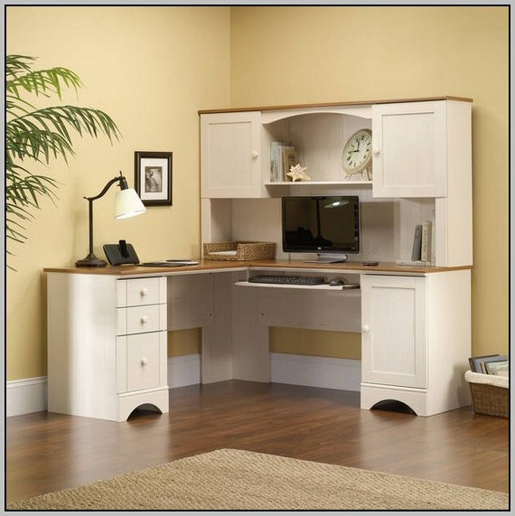 Small Desk With Hutch And Drawers