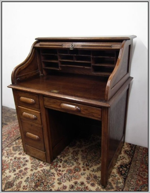 Small Roll Top Desk Canada
