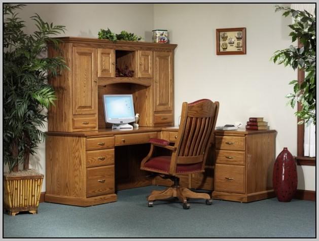 Solid Wood Desk Top