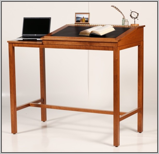 Stand Up Computer Desk Height