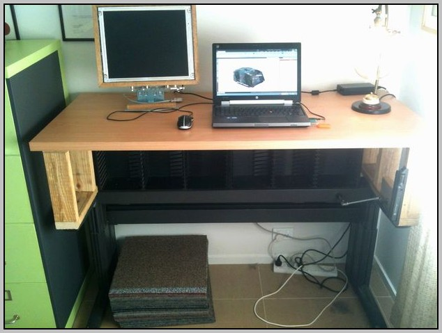 Stand Up Desk Conversion Kit