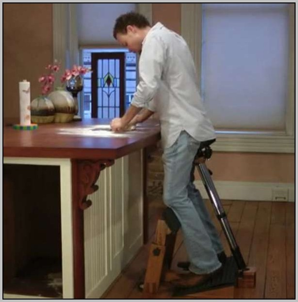 Stand Up Desk Stool