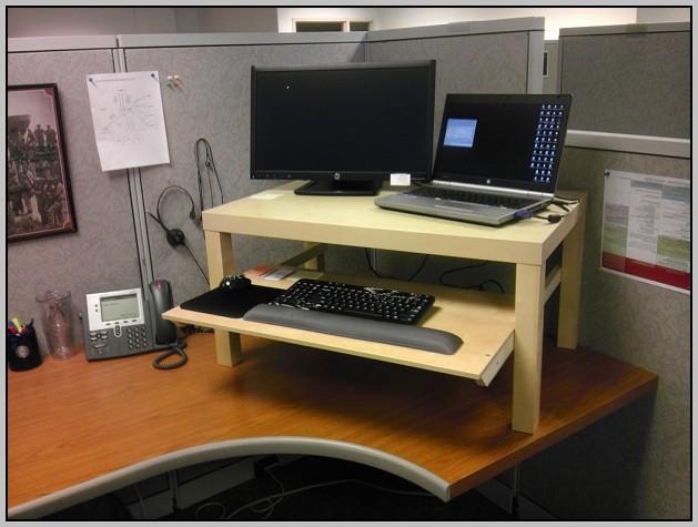 Standing Desk Ikea Lack
