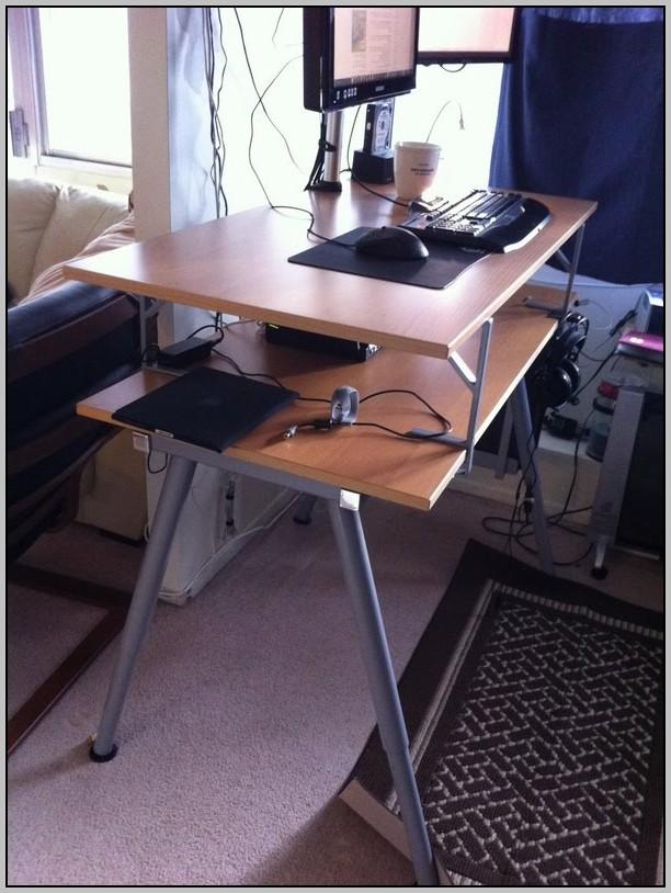Standing Desks Ikea Galant
