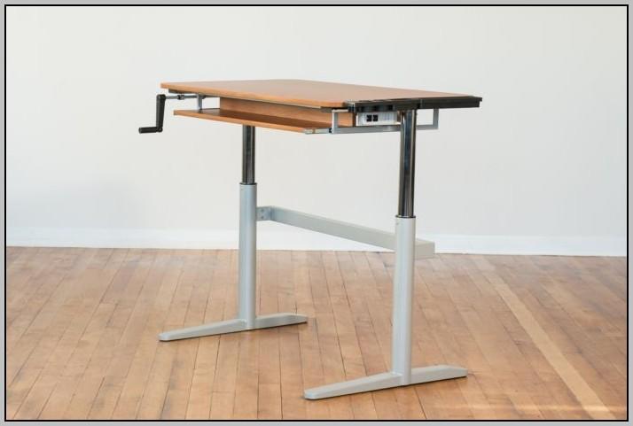 Standing Height Desk Chair