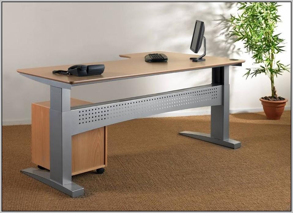 Standing Height Desk Legs