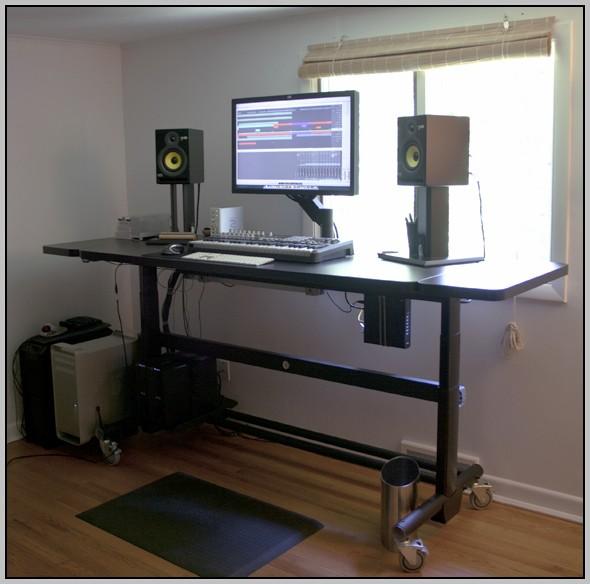 Standing Workstation Ergonomics
