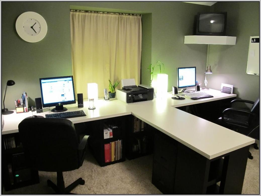 T Shaped Desk Ikea