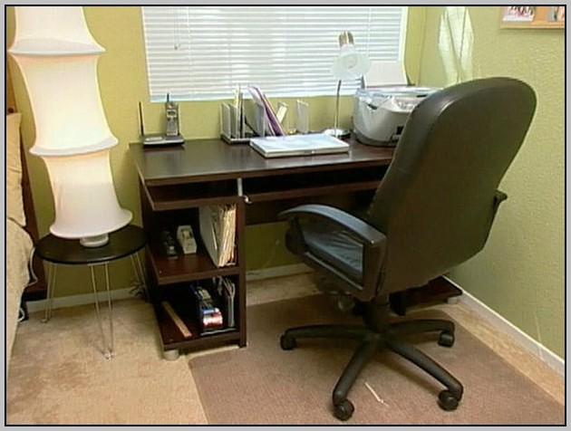 Target Computer Desk Black