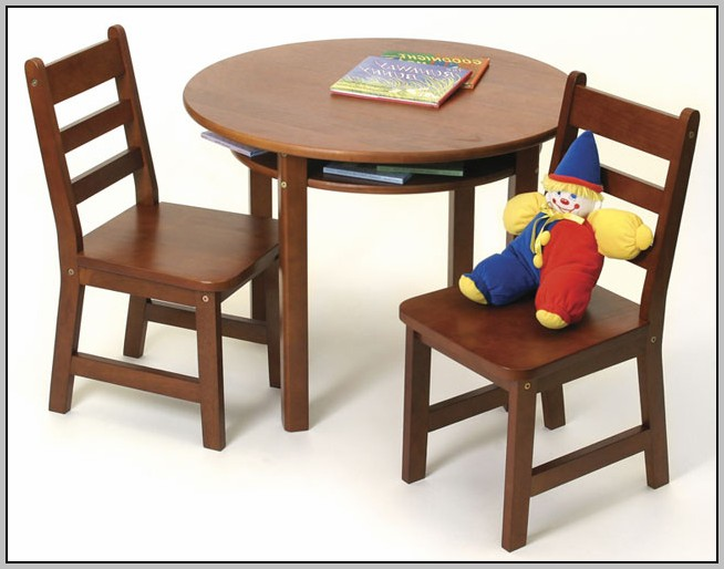 Toddler Desk And Chair Wooden