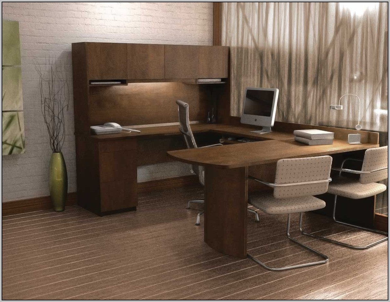 U Shaped Desk With Hutch Ikea