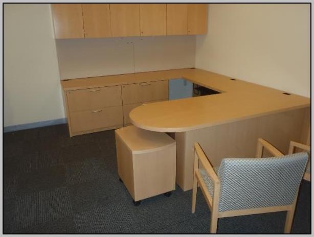 U Shaped Office Desk Canada