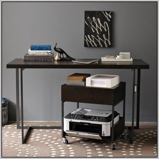 Under Desk Printer Stand Ikea