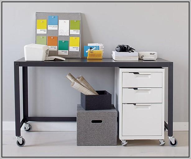 Under Desk Printer Stand Wheels