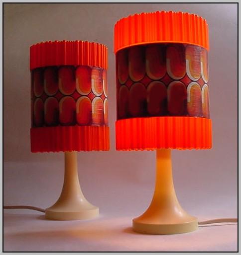 Vintage Desk Lamp Canada