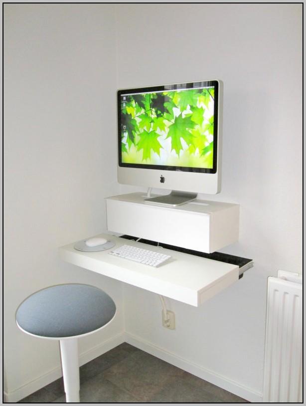 Wall Mount Desktop