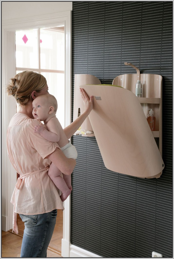 Wall Mounted Changing Table Ikea