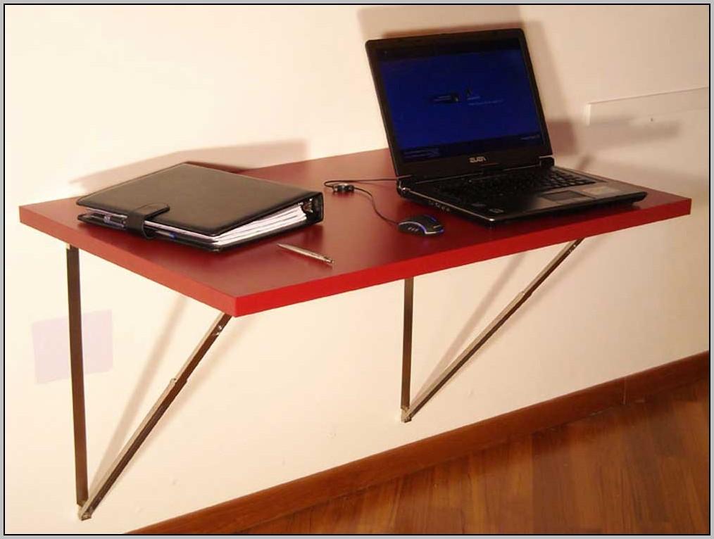 Wall Mounted Computer Desk Imac
