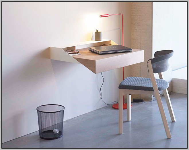 Wall Mounted Desks Fold Down
