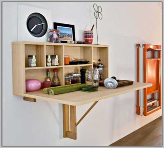 Wall Mounted Folding Table Ikea