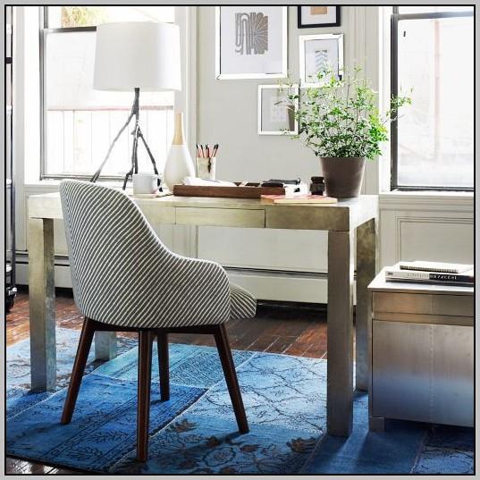West Elm Parsons Desk Ebay