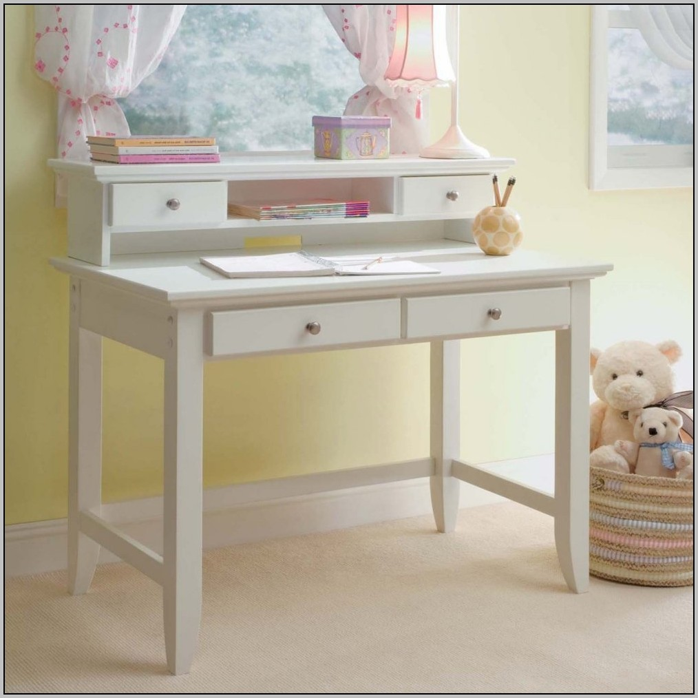 White Desk Hutch Uk