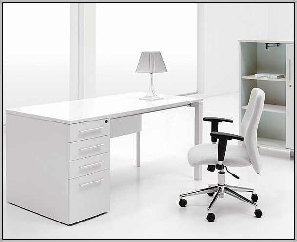 White Desk With Drawers Target